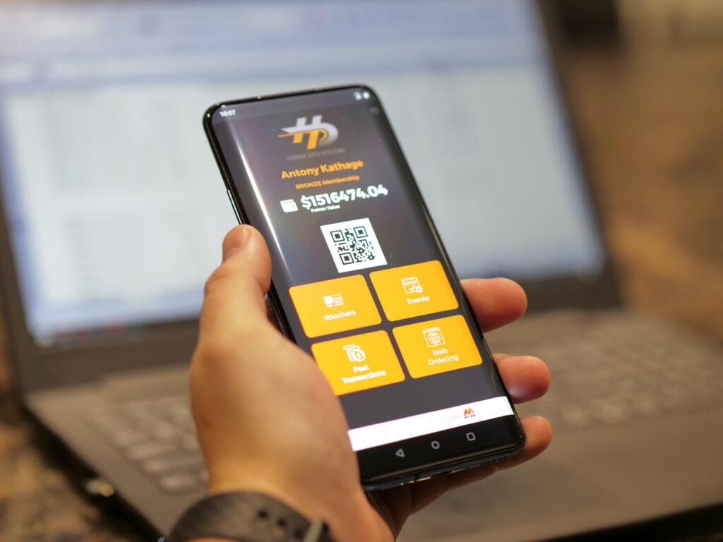Image of MyVIP app